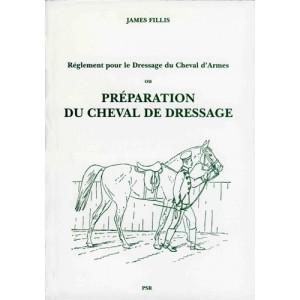 PRÉPARATION DU CHEVAL DE DRESSAGE