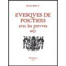 EVESQUES DE POICTIERS 1657
