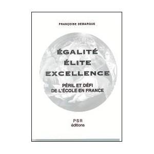 ÉGALITÉ ÉLITE EXCELLENCE — 2002