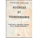 SCIENCES ET TRANSCENDANCE — 2002