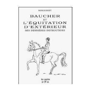 BAUCHER ET L'ÉQUITATION D'EXTÉRIEUR