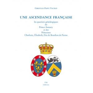 Ascendance Française, prince Amaury de Bourbon de Parme